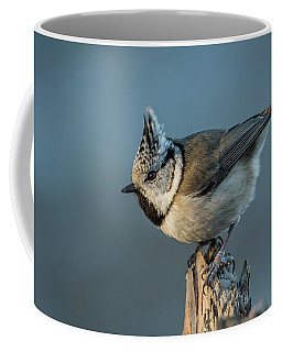 Coffee Mug featuring the photograph Crest by Torbjorn Swenelius