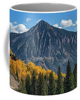 Crested Butte Mountain Coffee Mug
