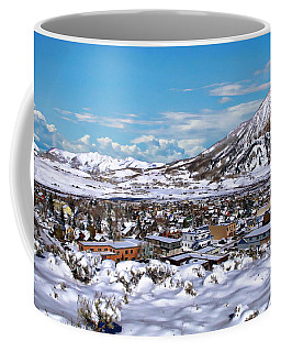 Crested Butte Panorama Coffee Mug