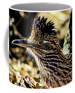 Cresting Roadrunner Coffee Mug