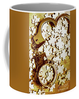 Criminal Affair Coffee Mug