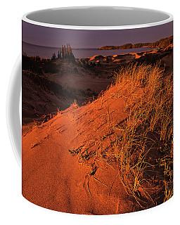 Crimson Dunes Coffee Mug