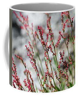 Crimson Field Coffee Mug