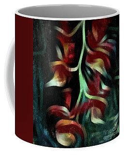 Crimson Flow Coffee Mug