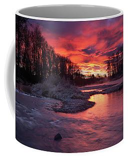 Sage Island Sunrise Coffee Mug