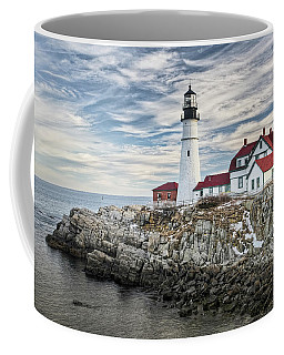 Crisp Calm Coffee Mug