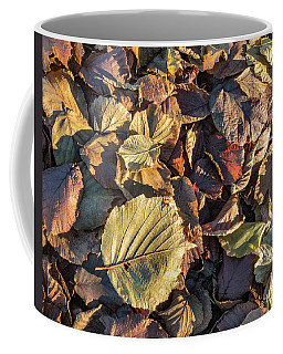 Crispy Filbert Leaves Coffee Mug