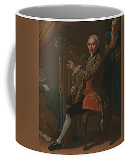 Cristiano Giuseppe Lidarti And Giovanni Battista Tempesti Coffee Mug