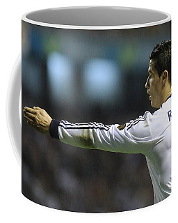 Cristiano Ronaldo 32 Coffee Mug