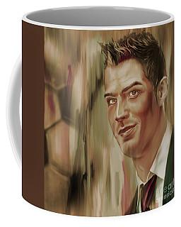Cristiano Ronaldo 450i Coffee Mug