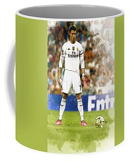Cristiano Ronaldo Reacts Coffee Mug