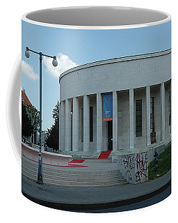 Croatian Artist's Centre Coffee Mug by Steven Richman