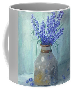 Crock Of Blue Coffee Mug