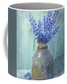 Crock Of Blue Coffee Mug