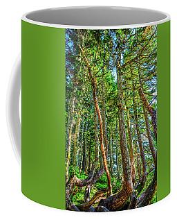 Crooked Trees Of Mt Roberts Coffee Mug