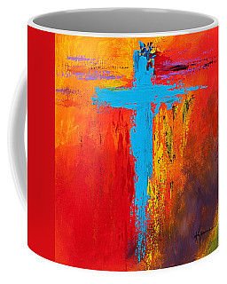 Cross 3 Coffee Mug by Kume Bryant