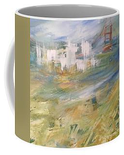 Cross A Bridge And Get Over It Coffee Mug