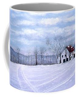 Cross Country Coffee Mug