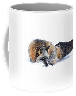Cross Fox Coffee Mug