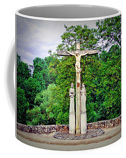 Cross In The Country - Saint Mihiel, France Coffee Mug