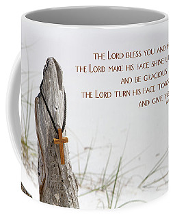 Cross Necklace Coffee Mug