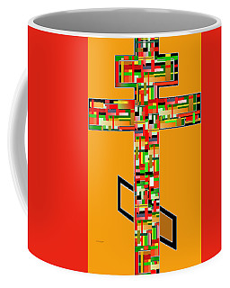 Cross No. 5 Coffee Mug