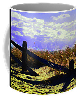 Cross Of Peace Coffee Mug