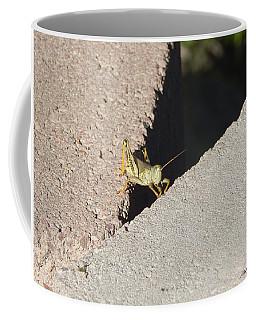 Cross Over Grasshopper Coffee Mug