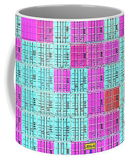 Cross Shipping Coffee Mug