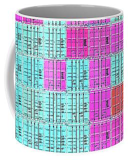 Cross Shipping Coffee Mug