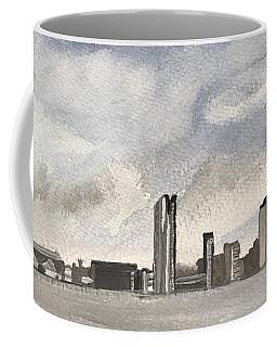 'cross The Mersey Coffee Mug