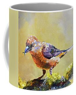 Crossbill Coffee Mug