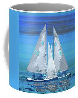 Crossing Coffee Mug