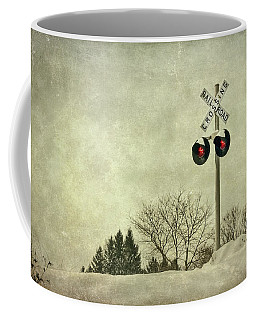 Crossing Over Coffee Mug