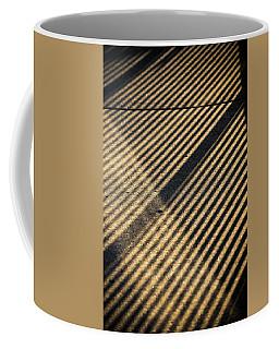 Crossing The Line  Coffee Mug