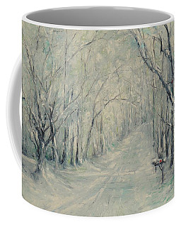 Crossroads From The Dee Street Series Coffee Mug