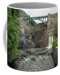 Croton Dam In Summer Coffee Mug