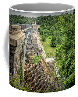 Croton Dam New York Coffee Mug