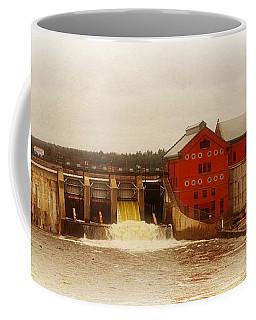 Croton Hydroelectric Plant Coffee Mug