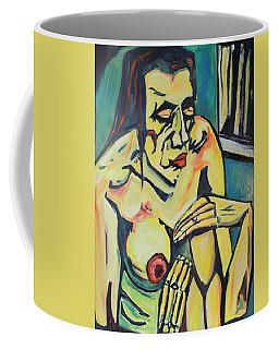 Crouched Coffee Mug