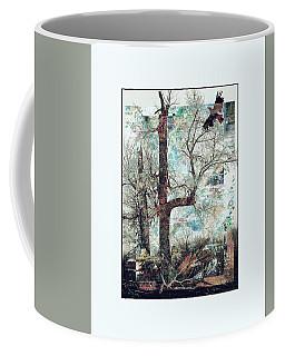 Crow At Ten Mile Creek Coffee Mug