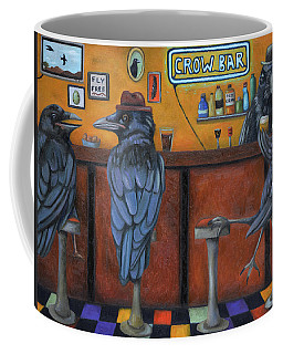 Crow Bar Coffee Mug
