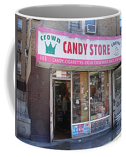 Crown Candy Store  Coffee Mug by Cole Thompson