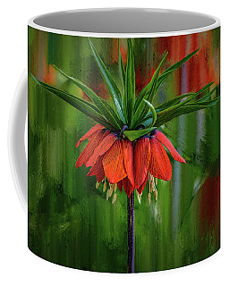 Crown-imperial Abstract #h5 Coffee Mug