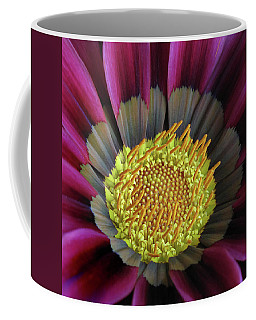 Coffee Mug featuring the photograph Crown Of Pollen by David and Carol Kelly