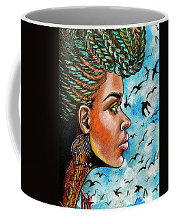 Crowned Royal Coffee Mug