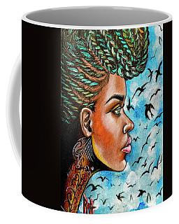 Crowned Royal Coffee Mug