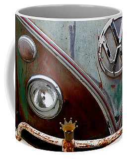 Crowned - Vw Coffee Mug