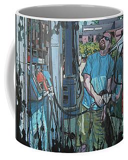 Crude Pricing Coffee Mug