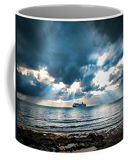 Cruise In Paradise Coffee Mug